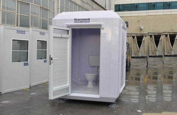 150x150 Flyttbar Toalett og Dusj Hytte