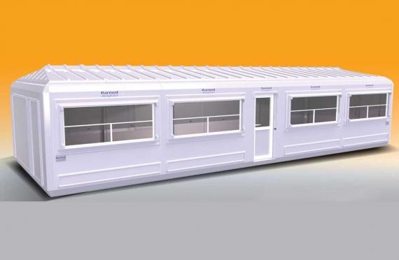 Flyttbar Bygning 390x1110