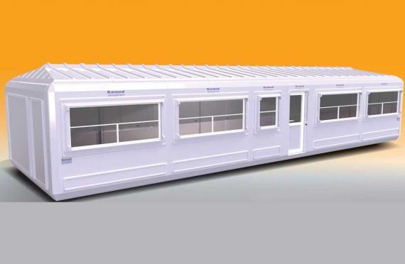 Flyttbar Bygning 390x1230