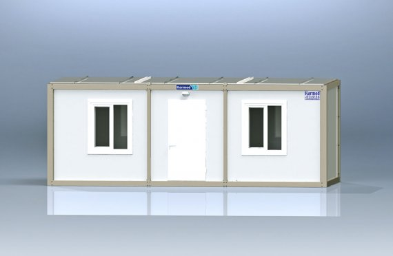 Flatpakke Kontor Container K1002