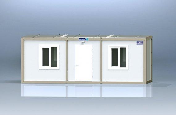 Flatpakke Kontor Container K2002