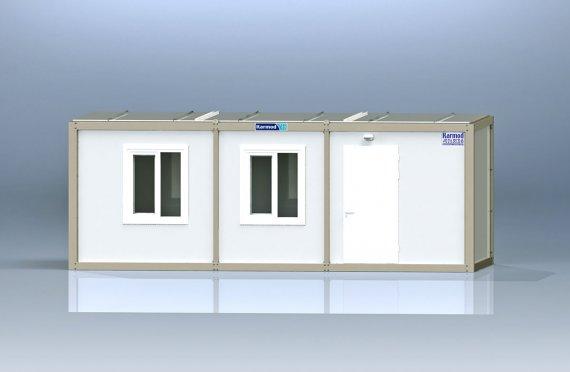Flatpakke Kontor Container K2004