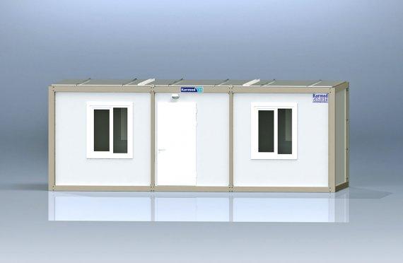 Flatpakke Kontor Container K7001