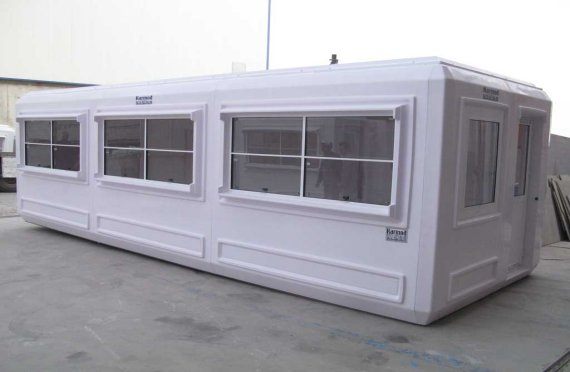 270 X 750 Hytte