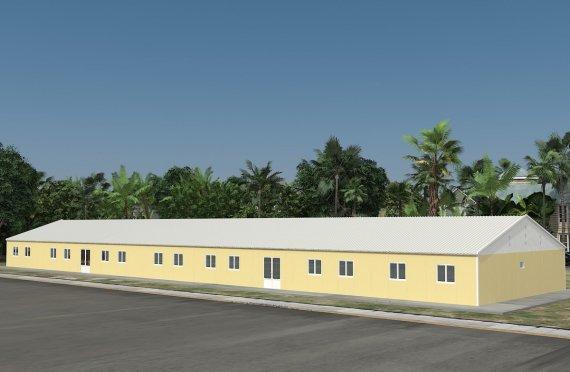Flyttbar Klasserom 681 m²