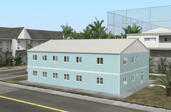 Modulært Sykehus 506 m²