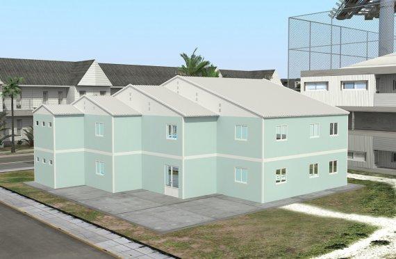 Flyttbar Klasserom 508 m²