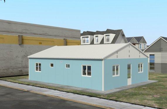 Modulær Boenhet 102 m²