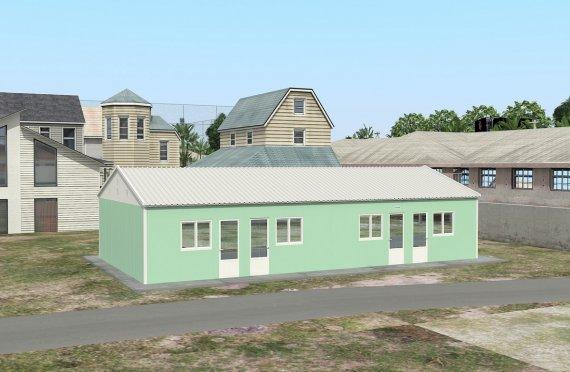 Modulær Boenhet 117 m²
