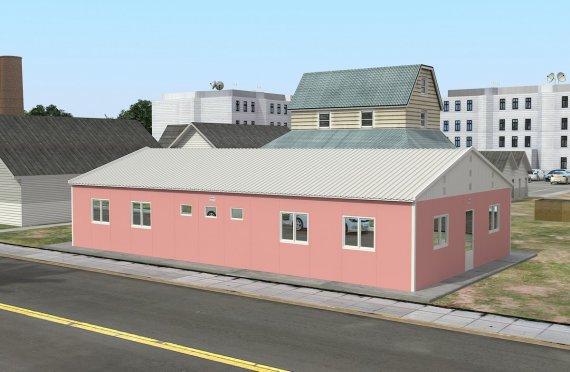Modulær Boenhet 148 m²