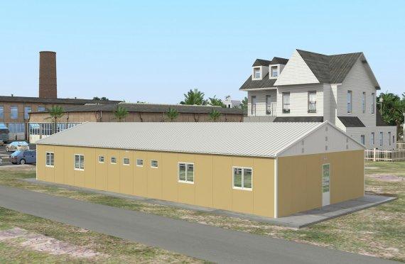 Modulær Boenhet 193 m²