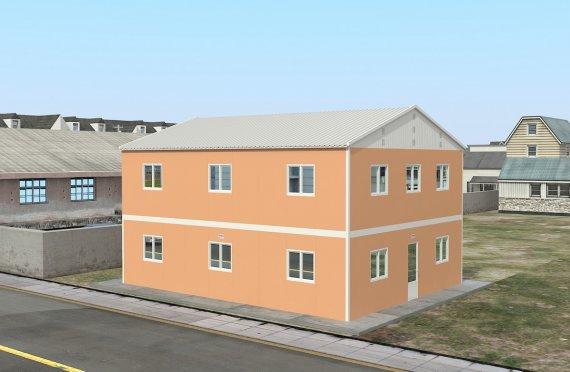 Modulær Boenhet 206 m²
