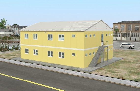 Modulær Boenhet 348 m²