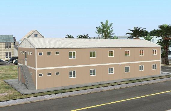 Modulær Boenhet 474 m²