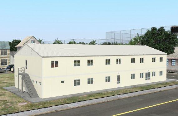 Modulær Boenhet 662 m²