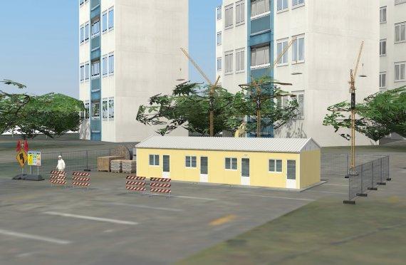 Modulær Boenhet 79 m²
