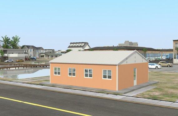 Modulær Boenhet 91 m²