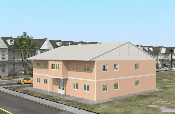 Flyttbar Klasserom 594 m²