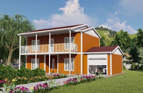 Ferdighus Villa