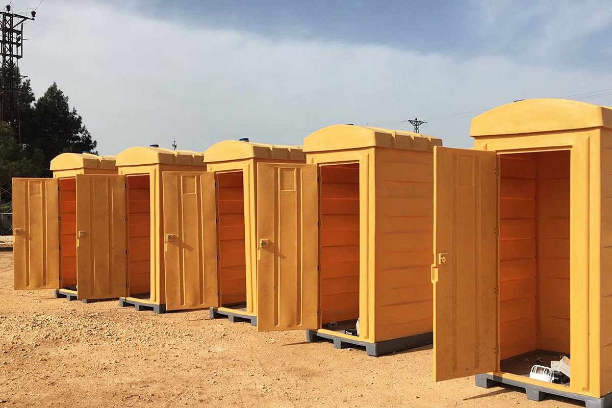 Plastiske Mobile Toaletter