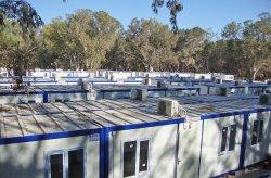 Libya har mottatt container byggeplass kompleks fra Karmod