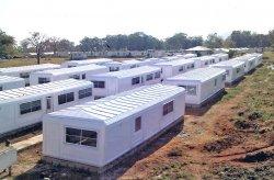 Karmod leirer i Nigeria for FNs fredsbevarende Soldater