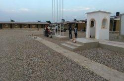 Karmod fullførte militære fasiliteter i Nigeria