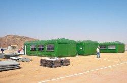 Is Kabin Prosjektet i Eritrea
