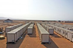 Vi setter opp byggeplasser for gullgruvearbeidere i Guinea