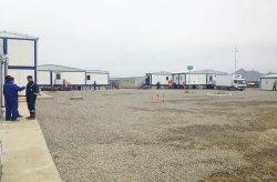 Prefabrikkerte konstruksjons bygninger for Shahdeniz-2 Prosjekt i Aserbajdsjan
