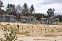 Karmod har fullført et stålhus prosjekt i Panama