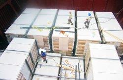 Demonterbare Containere
