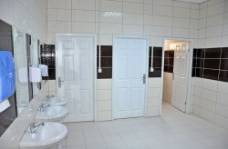 Prefabrikkerte WC-Dusj Enheter