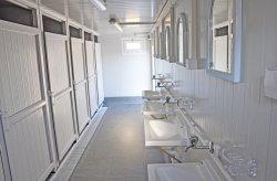 Toalett /Dusj Container